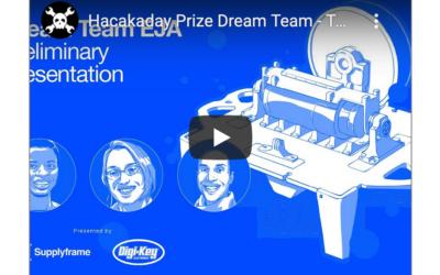 Dream Team EJA Preliminary Presentation